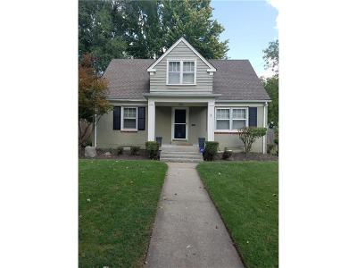 Kansas City MO Single Family Home For Sale: $195,000