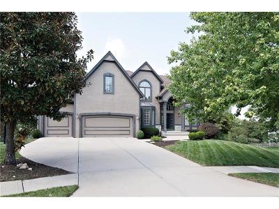 Overland Park KS Single Family Home For Sale: $496,000