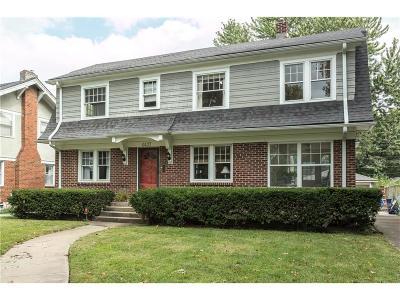 Kansas City Single Family Home For Sale: 6437 Main Street