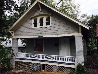 Kansas City Single Family Home For Sale: 4032 Garfield Avenue