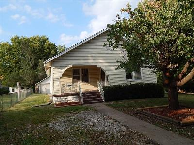 Independence MO Single Family Home For Sale: $42,900