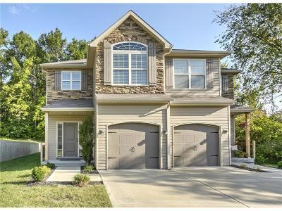 Kansas City Condo/Townhouse For Sale: 1804 NE 85th Terrace