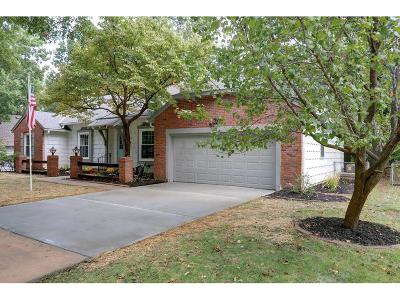 Overland Park KS Single Family Home For Sale: $379,000