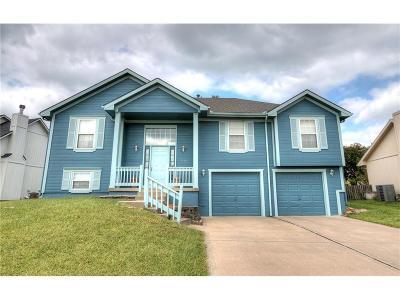 Liberty Single Family Home For Sale: 1014 Black Oak Drive