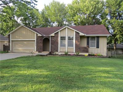 Raytown Single Family Home Show For Backups: 11904 E 78th Terrace