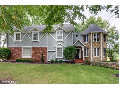 Kansas City Single Family Home For Sale: 500 Duke Gibson Drive