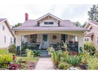 Kansas City Single Family Home For Sale: 1021 E 76th Street