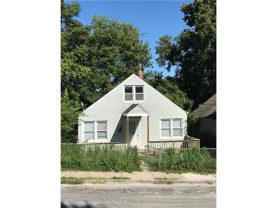 Kansas City Single Family Home For Sale: 3125 Poplar Avenue
