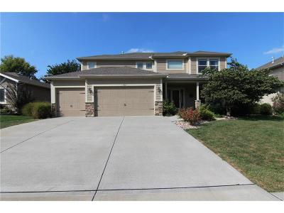 Olathe KS Single Family Home For Sale: $329,950