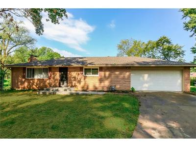 Kansas City Single Family Home For Sale: 7020 N Fisk Avenue