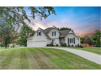 Leawood Single Family Home For Sale: 4616 W 138th Street