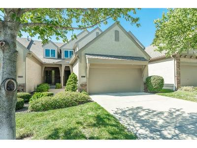 Overland Park Condo/Townhouse For Sale: 6512 W 144th Street