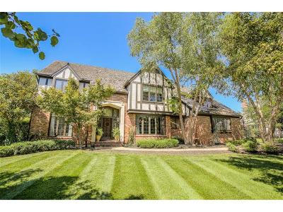 Leawood Single Family Home For Sale: 2304 W 118th Street