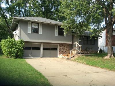 Grandview Single Family Home For Sale: 6700 E 140th Terrace