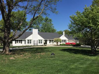 Prairie Village Single Family Home For Sale: 3900 W 90th Terrace
