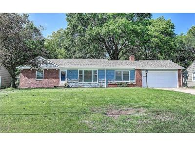 Mission Single Family Home For Sale: 6408 Nall Avenue
