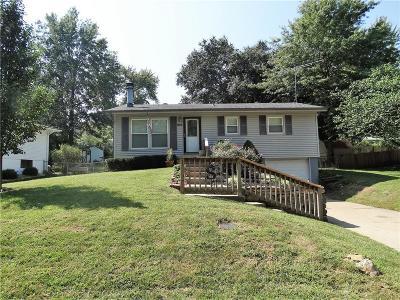 Liberty Single Family Home For Sale: 916 S Prairie Street