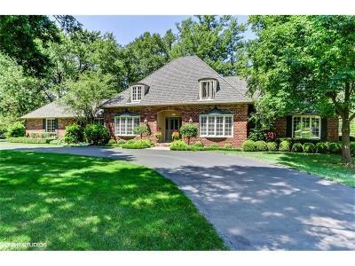 Prairie Village Single Family Home For Sale: 4304 W 87th Terrace