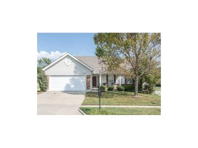 Liberty Single Family Home For Sale: 425 Midjay Drive