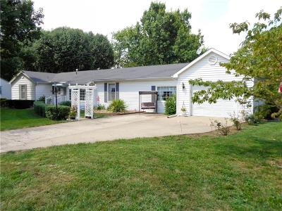 Single Family Home For Sale: 2306 S Woodlawn Street
