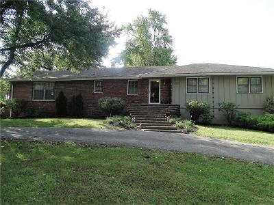 Raymore MO Single Family Home For Sale: $217,000