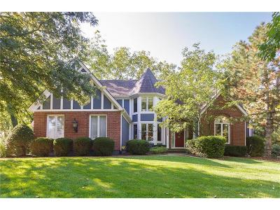Leawood Single Family Home For Sale: 13025 Alhambra Street