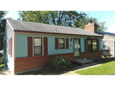 Kansas City Single Family Home Auction: 3928 N Spruce Avenue