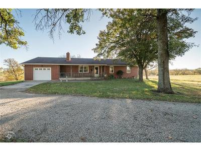 Edgerton Single Family Home For Sale: 23005 Spooncreek Road