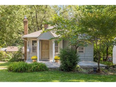 Kansas City Single Family Home For Sale: 8107 Grand Avenue
