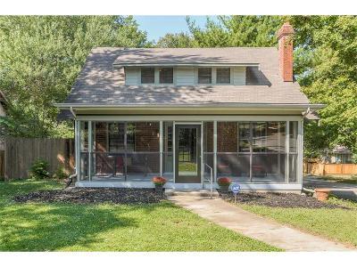 Kansas City Single Family Home For Sale: 5600 Locust Street