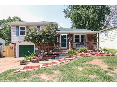Kansas City Single Family Home For Sale: 5808 N Oakley Avenue
