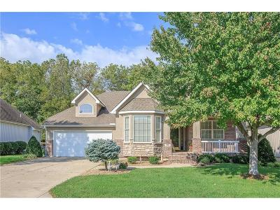 Lee's Summit MO Single Family Home For Sale: $287,000