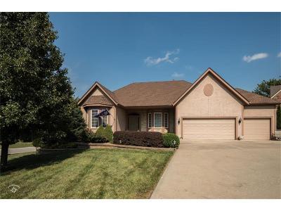 Olathe Single Family Home For Sale: 12703 S Darnell Street