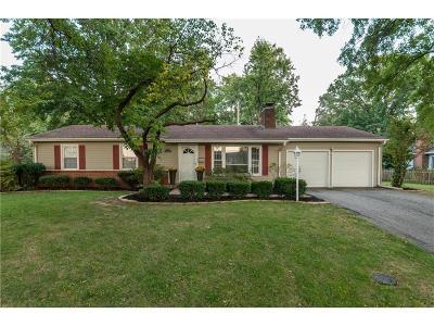 Prairie Village Single Family Home For Sale: 3707 W 83rd Terrace