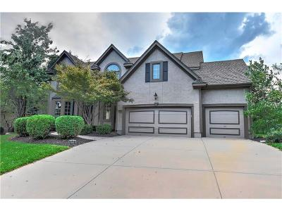 Leawood Single Family Home For Sale: 14112 Granada Road