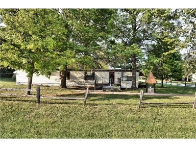 Raymore MO Single Family Home For Sale: $40,000
