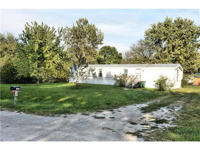 Raymore MO Single Family Home For Sale: $50,000