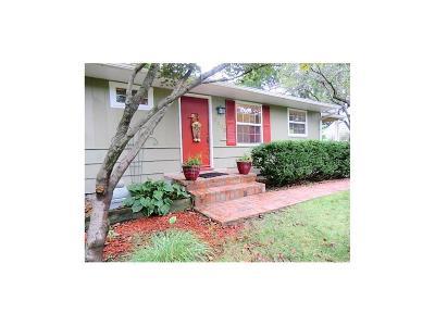 Prairie Village Single Family Home For Sale: 3303 W 74th Terrace