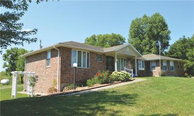 Knob Noster Single Family Home For Sale: 1128 NE 75 Road