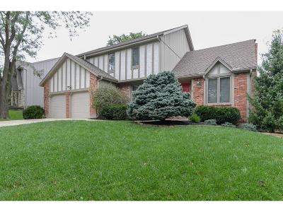 Lenexa Single Family Home For Sale: 14920 W 83rd Street