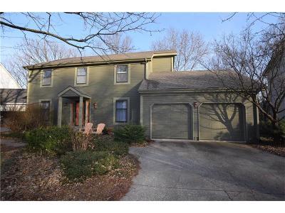 Johnson-KS County Single Family Home For Sale: 15613 Reeds Street