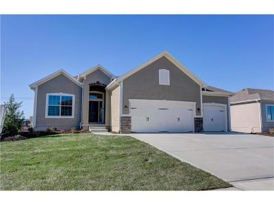 Olathe Single Family Home For Sale: 12270 S Pine Street
