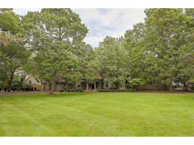 Mission Hills Single Family Home For Sale: 6601 Belinder Avenue