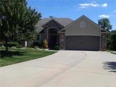 Grain Valley Single Family Home Contingent: 1607 Hedgewood Drive