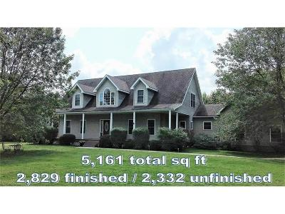 Knob Noster Single Family Home For Sale: 1184 SE 185