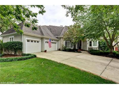 Olathe Single Family Home For Sale: 26561 W 109th Street