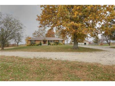 Louisburg Single Family Home For Sale: 34480 Coldwater Spring Road
