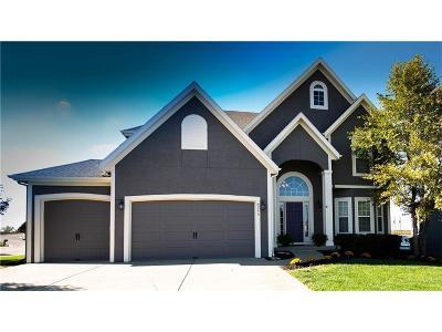 Lenexa Single Family Home For Sale: 8346 Redbird Street