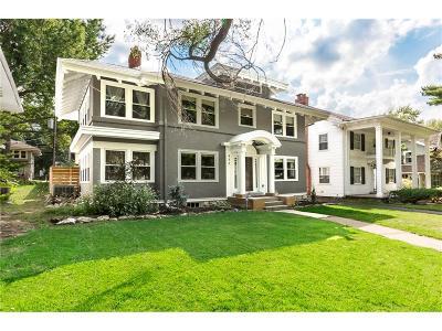 Kansas City Single Family Home For Sale: 815 W Gregory Boulevard