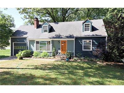 Prairie Village Single Family Home For Sale: 7418 Chadwick Street